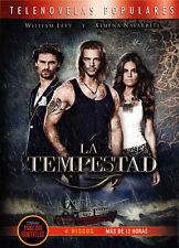 La Tempestad (DVD, 2014, 4-Disc Set)