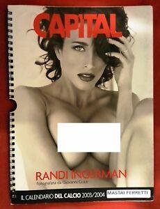 Calendario Randi Ingerman.Dettagli Su Calendario 2003 04 Randi Ingerman Capital Magaz Stil House Sexy Italian Calendar