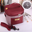 Portable-Bento-Lunch-Box-Bag-Insulated-Thermal-Waterproof-Picnic-Carry-Tote thumbnail 29