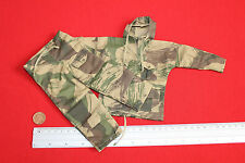 DRAGON 1/6TH SCALE WW2 BRITISH CAMOUFLAGE SMOCK AND TROUSERS CB23564