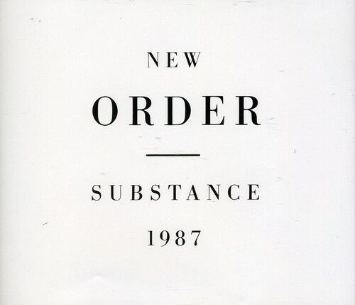 1 of 1 - New Order - Substance [New CD] UK - Import