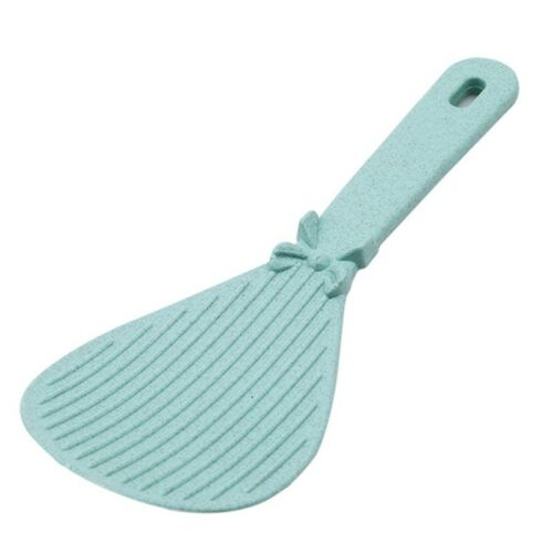 Plastic Bowknot Ladle Paddle Scoop Spoon Pancake Turner Non-stick Kitchen Supply