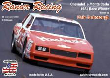 Salvino Jr Ranier Racing Yarborough Monte Carlo 1984 Winner Plastic Model 1/24