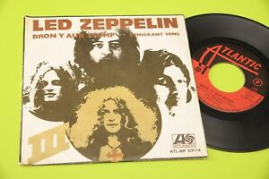 LED-ZEPPELIN-7-034-IMMIGRANT-SONG-ORIG-ITALY-1970-EX