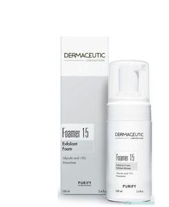 Dermaceutic-Foamer-15-Exfoliant-mousse-acide-glycolique-15-100ml-3-4oz