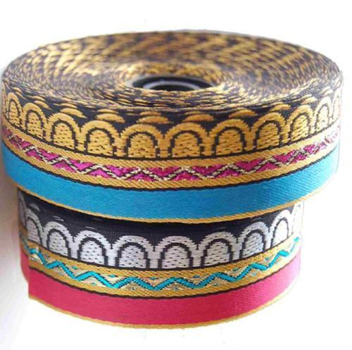 Crafts Ribbons by the meter Indian Ribbon,6 meters