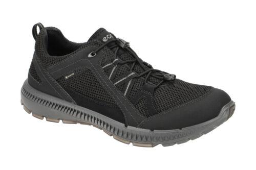 Ecco Schuhe TERRACRUISE II schwarz Herrenschuhe Sneakers 84306451052 NEU