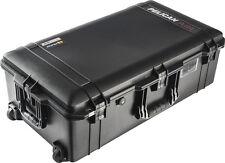 2 Cases 1 Black Pelican 1615 Air case No Foam & 1 Black 1535 Air case no foam.