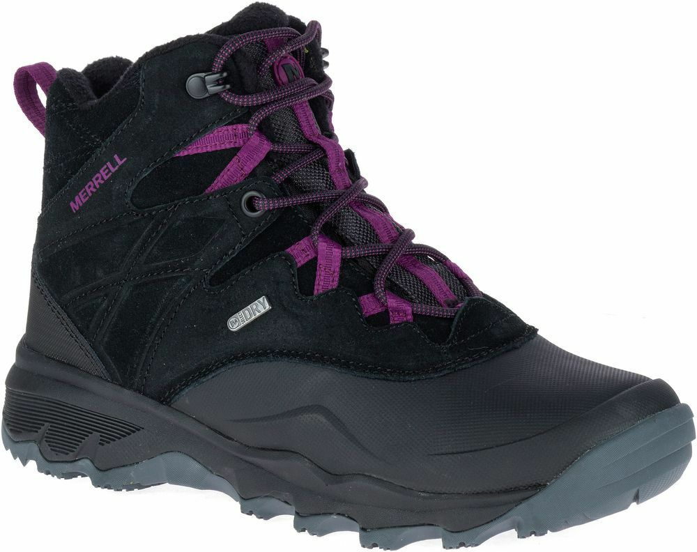 Merrell Thermo Shiver 6 Waterproof j02912 isolés chauds Bottes bottes femmes