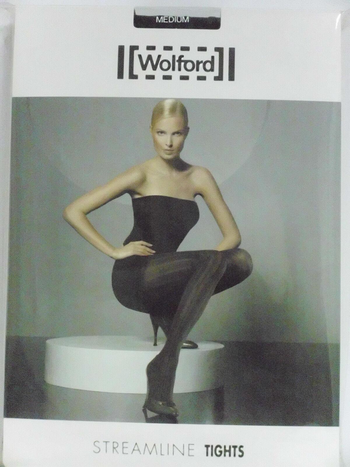 Wolford Streamline Strumpfhose mocca    Gr. L   | Sehr gute Farbe  | Berühmter Laden  | Das hochwertigste Material  a191e2
