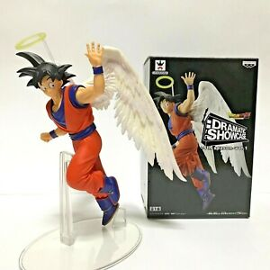 Dragon Ball Z Son Goku figure Dramatic Showcase Banpresto Japan Authentic