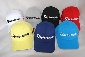 640c4879f2522 New TaylorMade R15 Aero Burner 39Thirty Cap Curved Bill Stretch Fit ...
