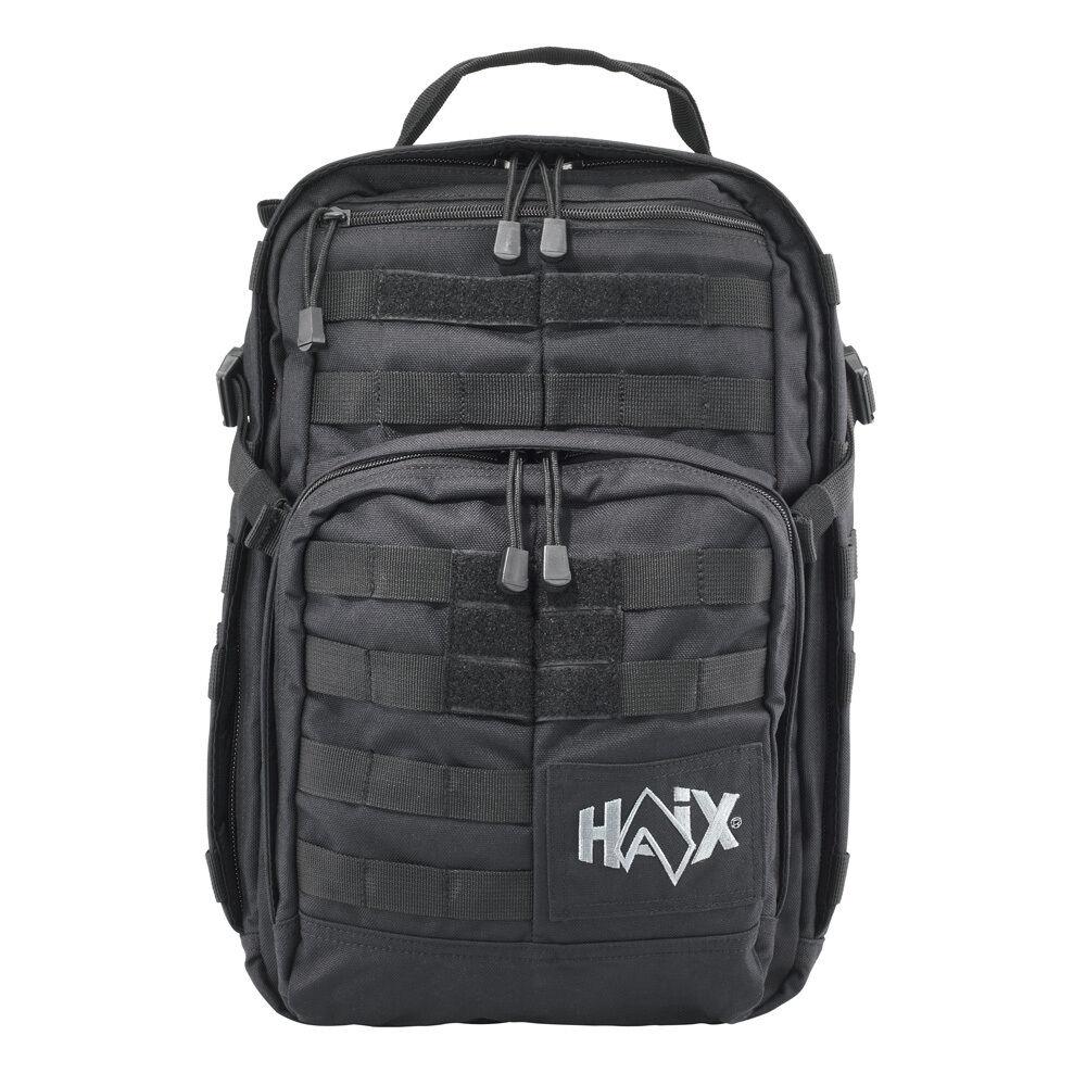 Haix Zaino Militare Nero Tactical Tactical Tactical d0a