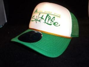 e3d4f5839628f Too Cool! New Licensed Salt Life Fishing Mesh Back Trucker Hat ...