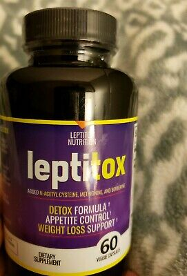 Leptitox Weight Loss Ebay New