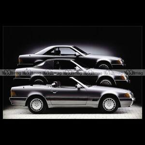 #pha.014145 Photo MERCEDES-BENZ SL-KLASSE (R129) 1988-1995 Car Auto UBuwC0Ns-09090720-881071912