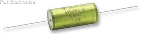 Mkp 100nf 1000 V Resistencias Vishay roederstein-mkp1845410104-Capacitor Axial