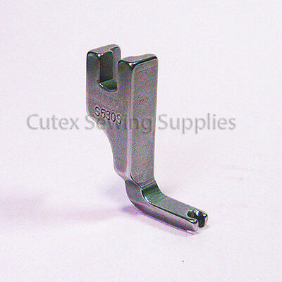 Velvet Foot With Short Toe For Industrial Single Needle Sewing Machines #S530S