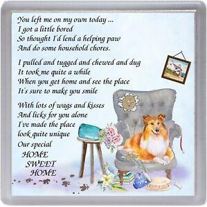 Shetland-Sheepdog-Sheltie-Coaster-034-HOME-SWEET-HOME-Poem-034-Gift-by-Starprint