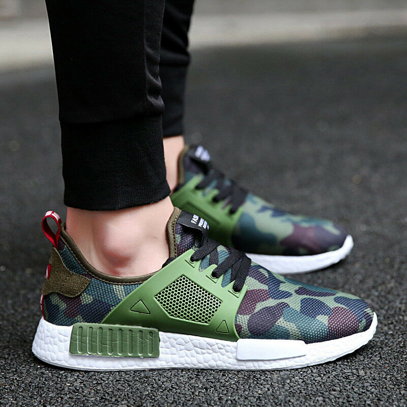 Men's Running Shoes Fashion Breathable Sneakers Soft Sole Casual Casual Sole Athletic shoes d2b716