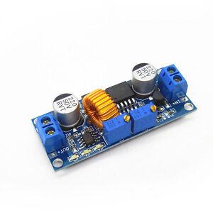 5A Lithium Charger CV CC buck Step down Power Supply Module LED Driver