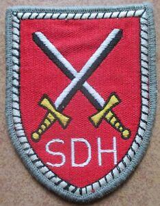 Bundeswehr Verbandsabzeichen Stammdienststelle des Heeres Köln