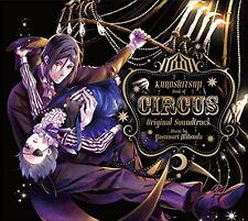 TV Anime Tokyo Ghoul Original Soundtrack CD 4535506011589 MJSA-1158 NEW SEALED
