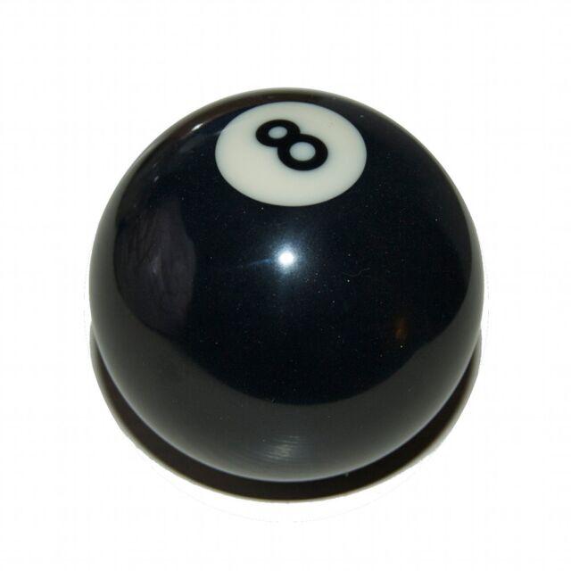 Black Spot 8 Pool Ball Gear Knob VW Golf Polo Jetta Caddy Mk1,2&3 GTI TDI