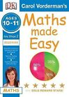 Maths Made Easy: Ages 10-11 Key Stage 2 Beginner by Carol Vorderman (Paperback, 2005)