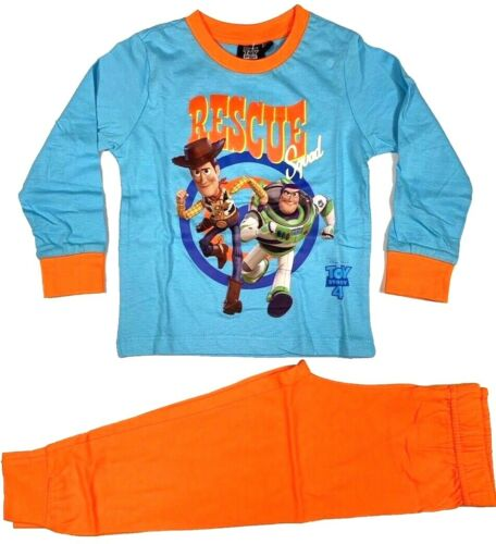 Details about  /Official Toy Story Pyjamas Pajamas Children/'s Pjs Boys Kids Toddlers Age 2 3 4 5