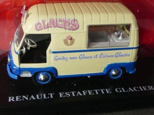 1//43 IXO RENAULT ESTAFETTE GLACIER GLACES RENAULT Nº 2
