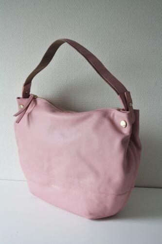 FURLA 888101 TASCHE//Bag MAYA Large Leder rosa