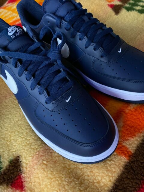 Nike Air Force 1 Midnight Navy 2016 for