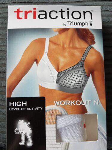 triaction by triumph workout n bra