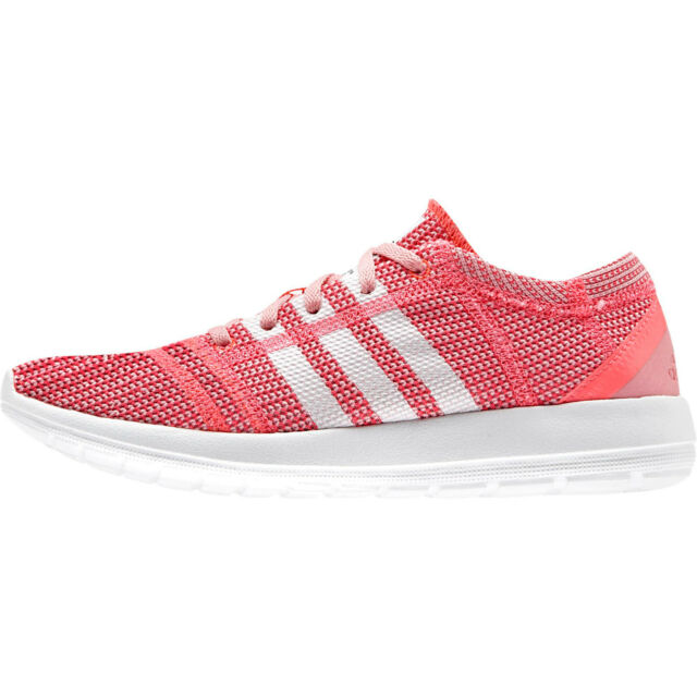 ee3325bc2707e9 NEW Adidas Element Refine Tricot B33357 womens neutral light running shoes  pink