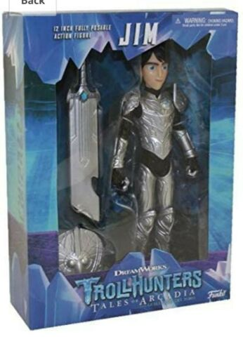 Funko Trollhunters Tales Of Arcadia 12 Inch Action Figure Jim