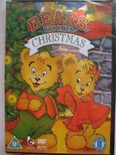 The Bears Who Saved Christmas.The Bears Who Saved Christmas Dvd 2011