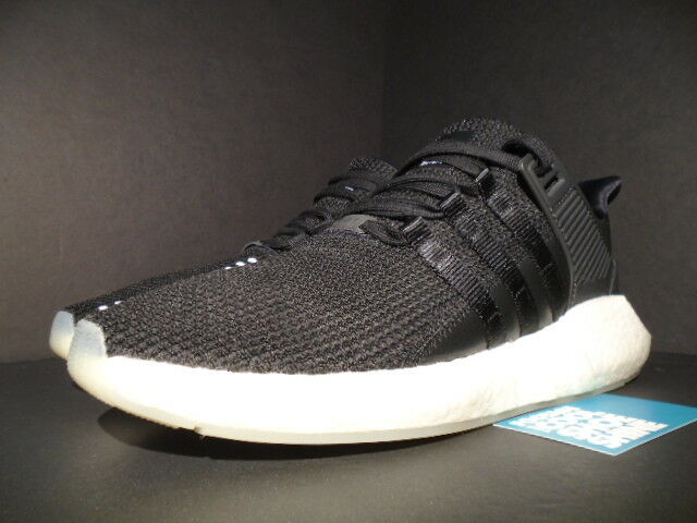 2f574087e ... 2017 ADIDAS EQT SUPPORT 93 17 CORE BLACK WHITE ULTRA ULTRA ULTRA BOOST  PK BZ0585 ...