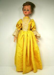 Ideal-Doll-Jackie-Kennedy-Liz-Carol-Brent-15-Inch-Fashion-Doll
