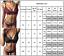 Indexbild 4 - Damen Sexy Spitze BH Set Dessous Reizwäsche Nachtwäschen G-String Lingerie Anzug