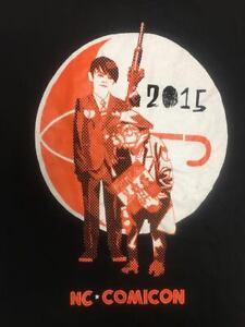 Umbrella-Academy-T-Shirt-Gerard-Way-Comic-Book-Convention-Exclusive-Netflix-2015