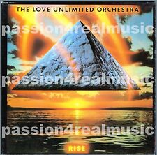 Love Unlimited Orchestra RISE 1996 Unlimited Gold JAPAN DELUXE MLPS CD OOP RARE
