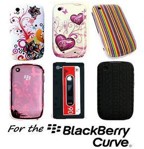 Soft-amp-dur-cas-couverture-pour-BLACKBERRY-CURVE-8520-8530-9300-9330