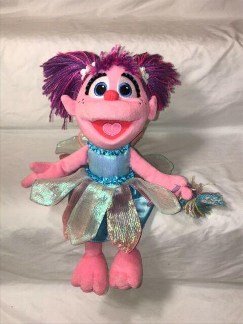 Sesame Street Abby Cadabby 13 Plush Doll Gund 075787
