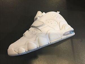 f71f316f4ae Nike Air Max CB34 Godzilla All white Foamposite CB Uptempo Pippen ...