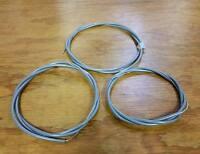 Schwinn Grey Ghost Brake Cable & Shifter Set Orange Krate Pea Picker Others