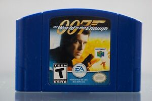 007-The-World-is-Not-Enough-Nintendo-N64-Game-Cartridge-Only-Authentic