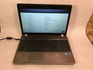 HP-ProBook-4530s-15-6-034-Laptop-Intel-Core-i3-2350M-2-3GHz-BOOTS-RR
