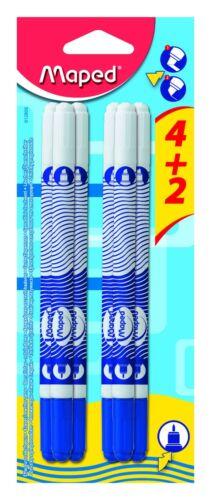 Eraser rewriter pens set 6 Maped effaceur eraser for fountain pen ink