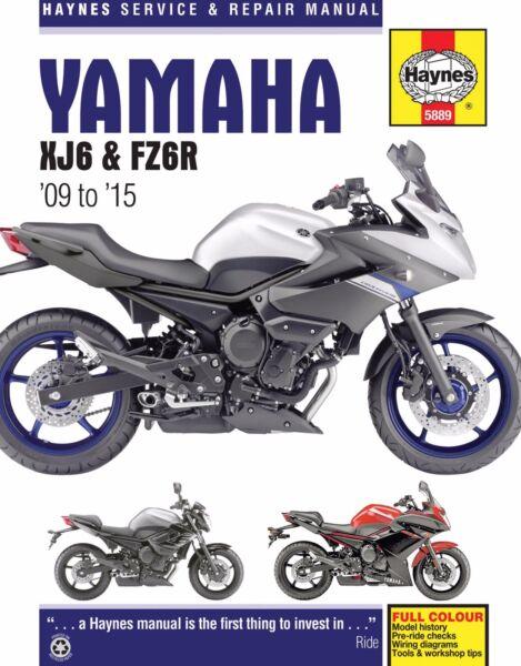 2014 Yamaha Fz6 Wiring Diagram | Wiring Diagram on